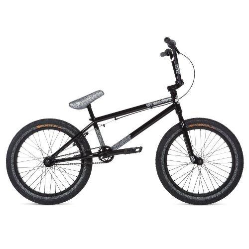 Велосипед Stolen OVERLORD BLACK W/ REFLECTIVE GREY
