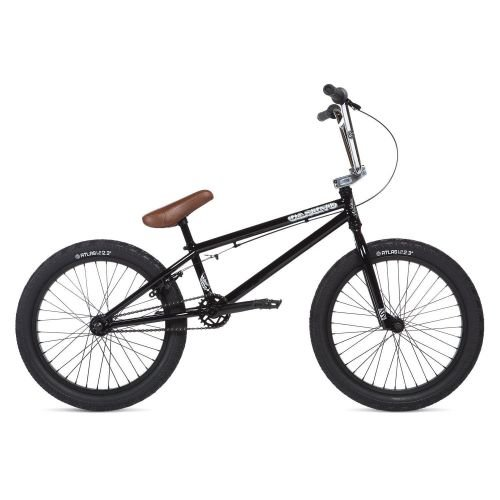 """Велосипед Stolen CASINO XS рама - 19.25"""" BLACK & CHROME PLATE"""