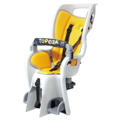 """Сиденье детское Topeak Babyseat II, накл.жовт. 26 """", 27.5, 700C, 3.13кг"""