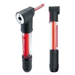 Насос Topeak Mini Rocket iGlow міні з/подсветкой 2 функц., 11bar/макс., проз.пласт., 67г