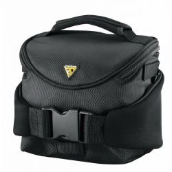 Сумка на руль Topeak Compact Handlebar Bag, 2л, з/фикс.F8, 470г