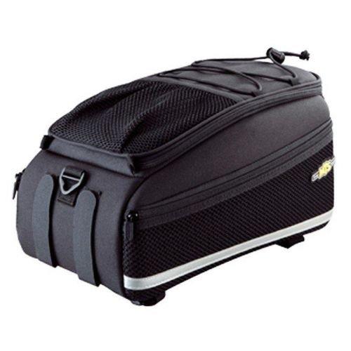 Сумка на багажник Topeak MTS TrunkBag EX Strap Type верхн., 8л,  с доп. отделением для фляги, 530г
