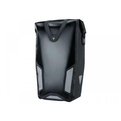 Сумка на багажник Topeak Pannier DryBag 25л, черн., 1400г, Одна шт.