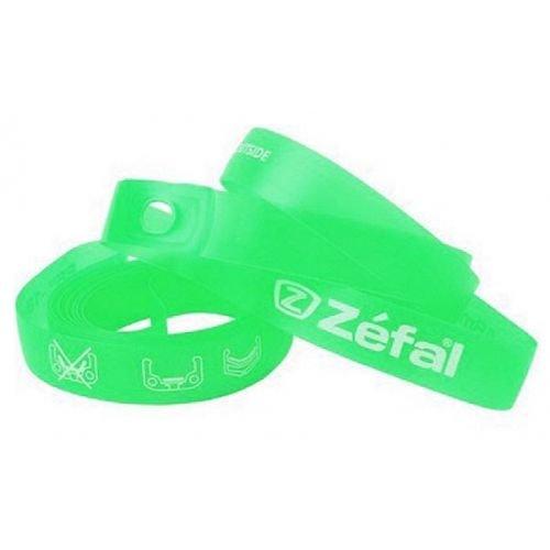 Ободная лента Zefal 27.5 20мм 2шт. зеленая
