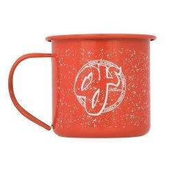 Чашка OJ Camp красная