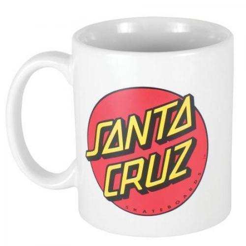 Чашка Santa Cruz Classic Dot Mug