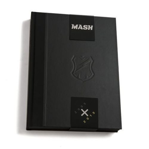 Книга MASH ART BOOK / VIDEO 2015