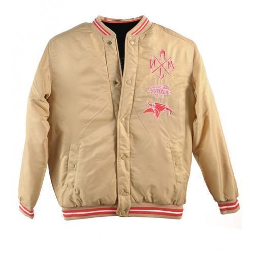 Куртка Animal York Jacket бежевая M
