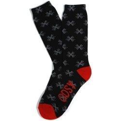 Носки ODYSSEY BOLT высокие черные