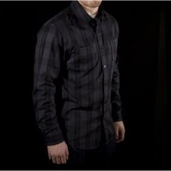 Рубашка Animal Mystic XXL черная
