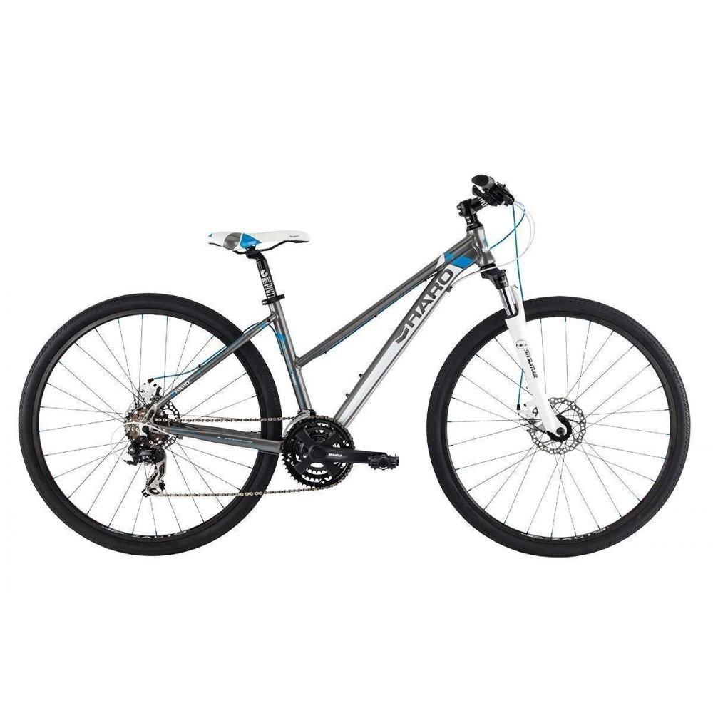 Велосипед Haro Bridgeport St 14 серый