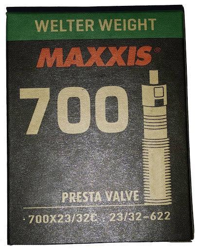 Камера Maxxis Welter Weight 700x23/32C FV L:60мм